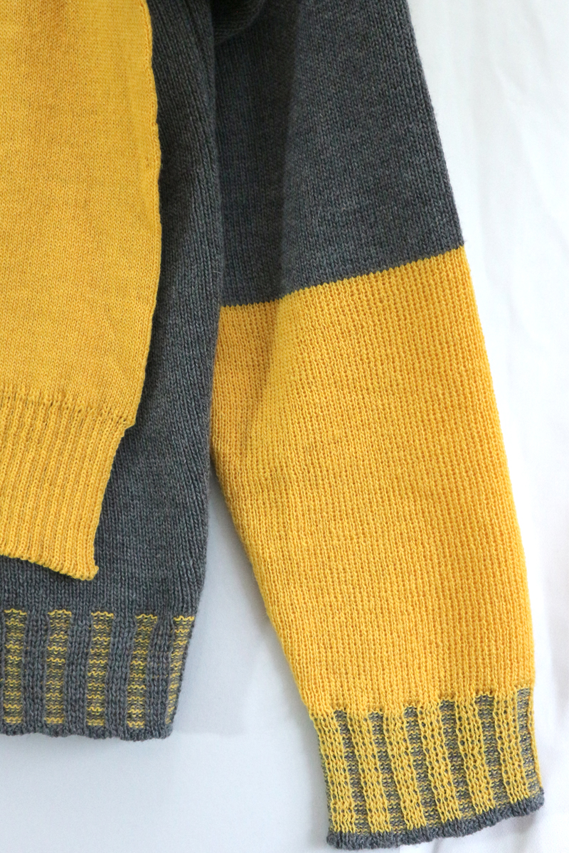 Freston Jumper Close up