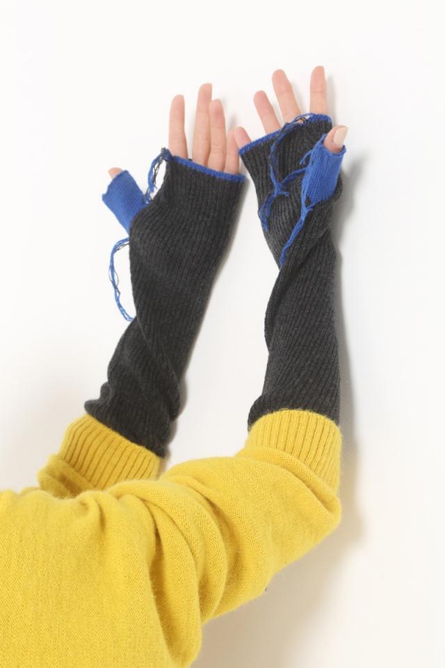 Mitten, cashmere mittens, knitted mittens