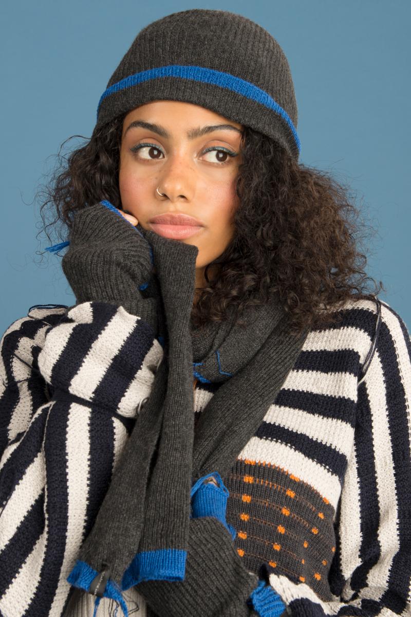 Ethical Fashion Knitwear Pop up Valentina Karellas