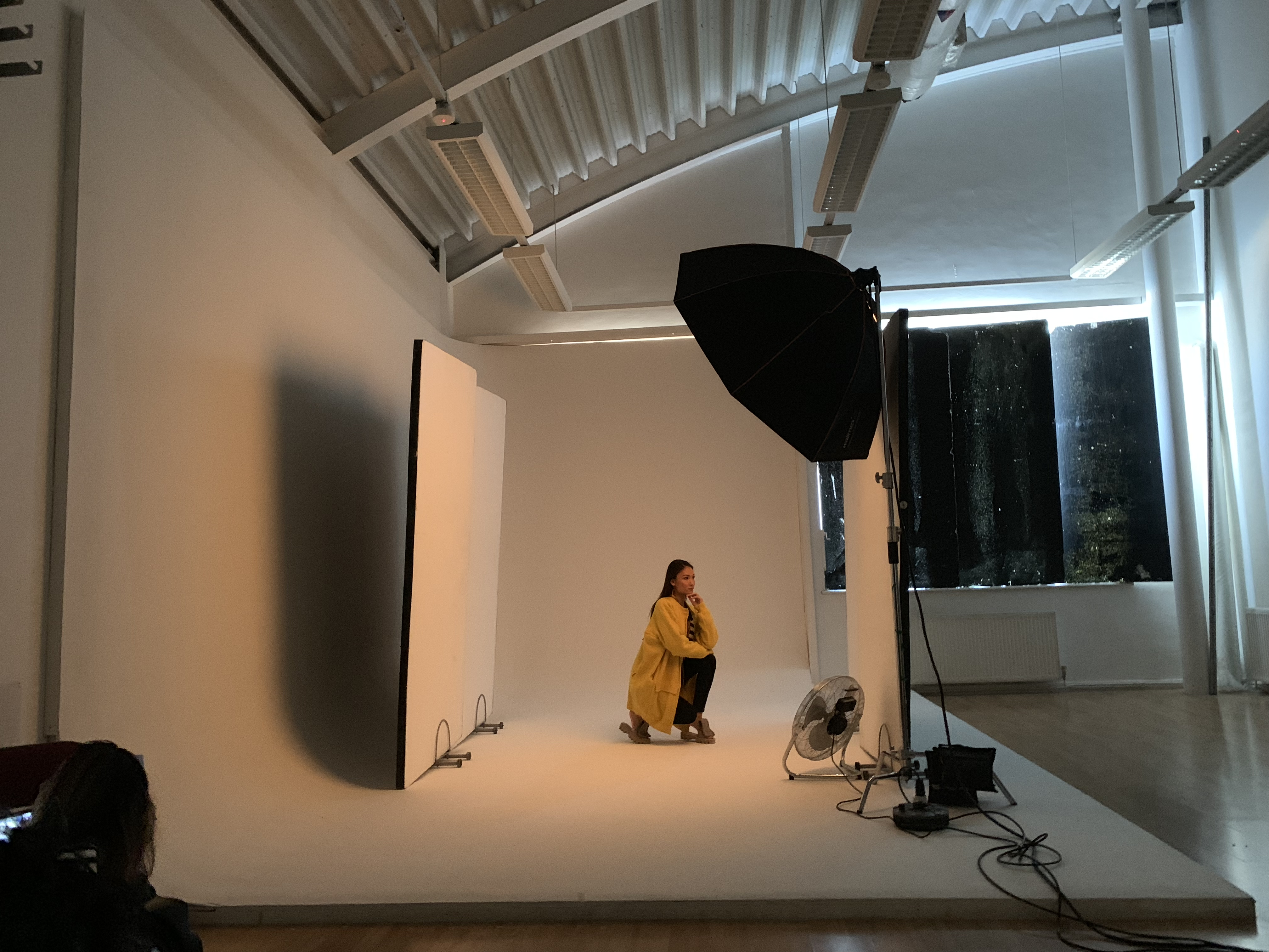 Behind the scenes photo shoots AW19 video