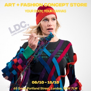 FRIEZE - It's Fashion: Lone Design Club's Concept Store + Exhibitions Valentina Karellas