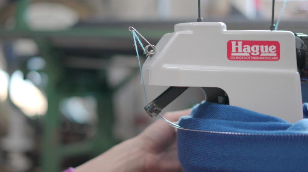 How we make our knits Valentina Karellas